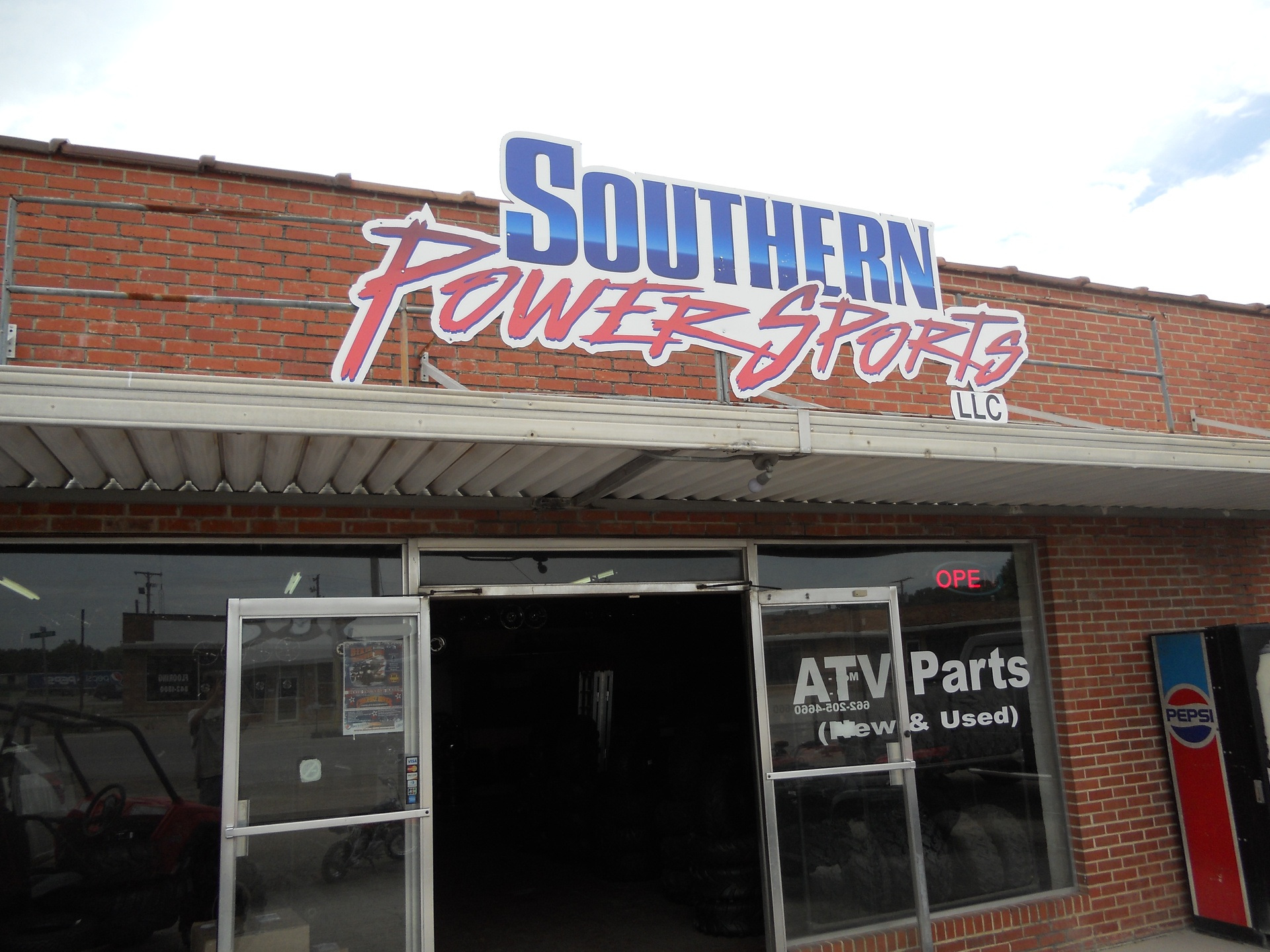 Southern Powersports, 539 Daybrite Drive, Tupelo, Mississippi, 38801, United States
